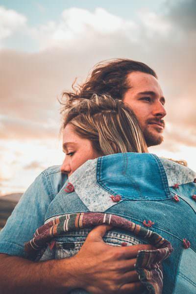 A big hug.  Blog post: What you need to grow through tough times. Unreasonablehope.com
